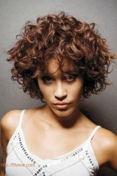 Short Naturally Curly Hairstyles | ... Go back to 25+ Short Naturally Curly Hairstyles Pictures Next Image
