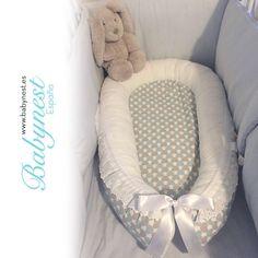 El mejor reductor de cuna. Minicuna Babynest. www.babynest.es