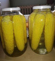 Ezentúl télen is élvezheted a nyár ízeit, zárd üvegekbe a kukoricát! Mehet is a csemege a kamrapolcra, télen csak melegítened kell. Zseniá...