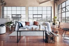 """""""Loft"""" Collection by Hunting for George // Australia - available online // as featured on Studio Home"""