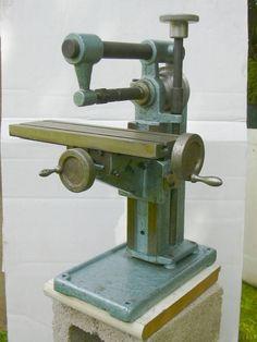 Milling Machine, Machine Tools, Robot Factory, Manufacturing Engineering, Commonwealth, Lathe, Hand Tools, Welding, Mini