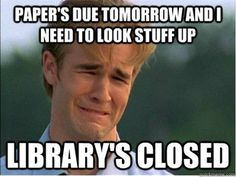 First World Problems From The 90s