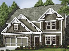 Eplans Traditional House Plan - Four Bedroom Traditional - 2330 Square Feet and 4 Bedrooms(s) from Eplans - House Plan Code HWEPL62926