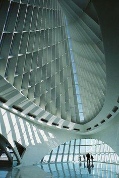 Milwaukee art museum #architecture ☮k☮