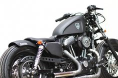 Studio Motor Harley-Davidson Sportster Forty-Eight