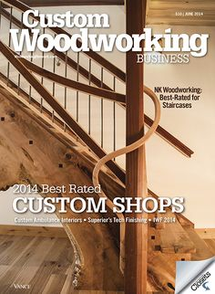 20 Best Custom Woodworking Business Magazine Images Custom