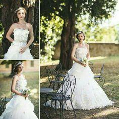 Collezione Federica Spose! Abito unico al mondo vieni a provare la differenza! #sognodisposabyfedericavesteituoidesideri