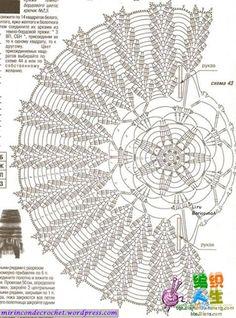 El ultimo modelo circular del año…con combinación de patrones | Mi Rincon de Crochet