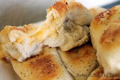 *Riches to Rags* by Dori: Four Cheese Dippin Biscuits