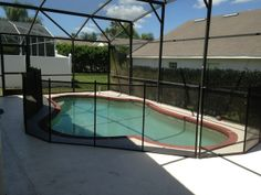 Pool Safety Fence Casselberry