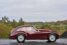 1948 Alfa Romeo 6C - COMPETIZIONE COUPE | Classic Driver Market
