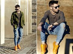 Cool men's fashion