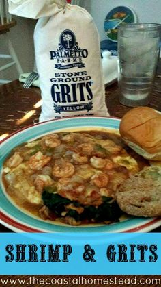 grits cakes true grits with southwestern shrimp recipes dishmaps grits ...