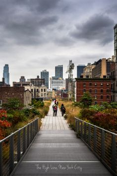 The Highline, New York City - From the world of Marc Weisberg Architectural | Real Estate Interior photography.