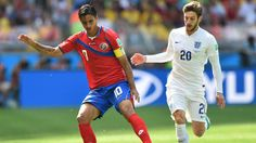 Grupo D: Costa Rica 0 - Inglaterra 0