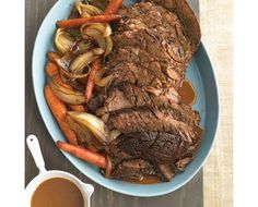 Slow-Cooker Pot Roast Recipe | Food Recipes - Yahoo! Shine