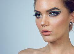 Bird Costume Makeup Idea