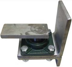 Types of Bearing Hinges for Gates