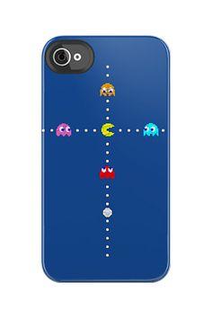 Pac Man case for true geeks :)