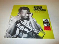 #vvmo #vinyl #bingem Miles Davis live with John Coltrane.