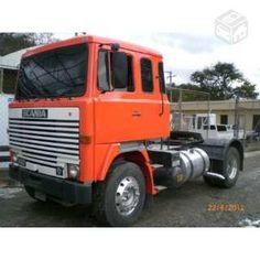 Scania e carreta croni