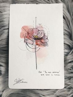 Loose-sketched ink flower with watercolor background. Loose-sketched ink flower with watercolor background. Fresh background of purple watercolor Blue,…Original Watercolor Cone Flower Art Painting Blue…Pink Volkswagen Beetle, Original Watercolor and Ink… Watercolor Background, Watercolor And Ink, Watercolor Flowers, Watercolor Paintings, Drawing Flowers, Watercolor Hummingbird, Background Drawing, Tattoo Flowers, Painting Art