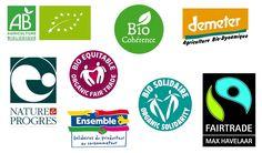 Plusieurs labels bio existent pour les produits issus de l'agriculture biologique. Ils ont été développés pour aller plus loin que le label AB officiel.