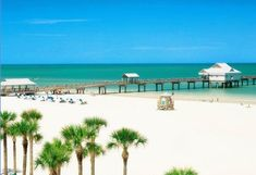 Clearwater Beach, Florida. The beach.....you are always on my mind :)--