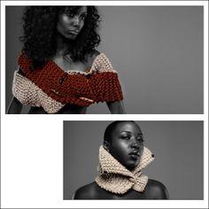 Knit Scarves 2