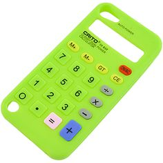 #Calculator Skin Case for #iPod touch (5th gen.), Cool Green $12.99 From #DayDeal