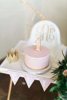 Swan Soiree First Birthday