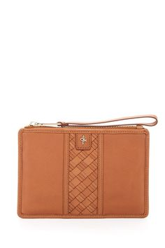 Cole Haan Heritage Woven Strap II Zip Pouch by Cole Haan on @nordstrom_rack