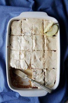 Gâteau macaron aux pommes | Le coconut club