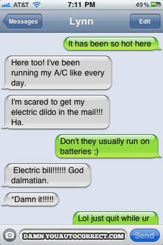 Beat The Heat from Damn You Autocorrect!