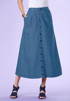 OSP Scallop Edge Skirt