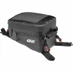 c878d10f2a Givi Waterproof Tank Bag Gravel-T Range Waterproof tank bag with specific  base for quick attachment detachment