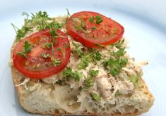 Broodje makreelsalade Healthiness online