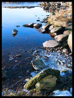 Winter's Grip, Beddgellert, Wales Copyright: David Surname