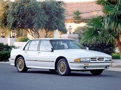1989 Pontiac Bonneville SSE