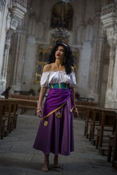 Stranger - Esmeralda Cosplay by Jime-sama