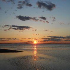 New Brunswick, Canada Beautiful sunsets!
