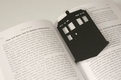 Items similar to Doctor Who: The TARDIS Bookmark - Hand-cut Silhouette, Geek Bookmark, Doctor Who Bookmark, Cut Paper Bookmark on Etsy Doctor Who Party, Fun Crafts, Paper Crafts, Paper Bookmarks, Paper Cutting, Cut Paper, Dr Who, Tardis, Matt Smith