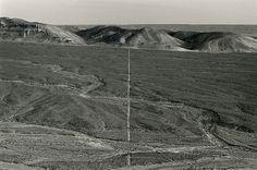 Richard Long, Walking a Line in Peru, 1979