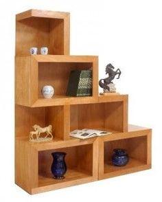 Libreros de Madera. Diseño: Modernos Minimalistas Contemporáneos