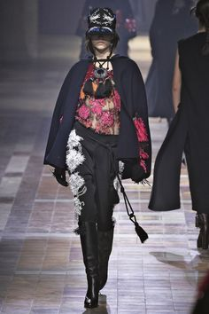 Lanvin's Timeless Styling Trick | The Zoe Report