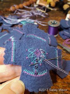 Posts about Ltd. Edition Fairies written by Salley Mavor Felt Fairy, Felt Embroidery, Clothespin Dolls, Tiny Dolls, Flower Fairies, Waldorf Dolls, Felt Crafts, Fairy Crafts, Felt Dolls