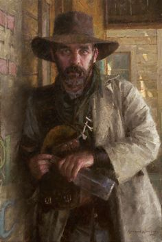 The Scout- © 2004 Morgan Weistling