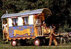 Pipo de Clown, daar keek ik vroeger bij een vriendinnetje thuis naar, wij hadden zelf nog geen tv in de jaren 60.
