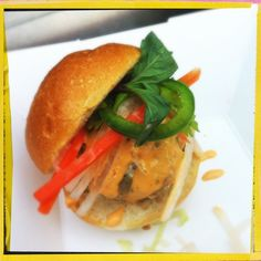 Mighty Meatball's Banh Mi Sliders
