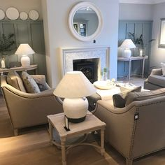 Neptune Home Arrives in Wimbledon - Boo & Maddie Cottage Living Rooms, New Living Room, Living Room Sets, Home And Living, Living Room Designs, Living Room Decor, Cottage Lounge, Home Decor Store, Home Decor Kitchen
